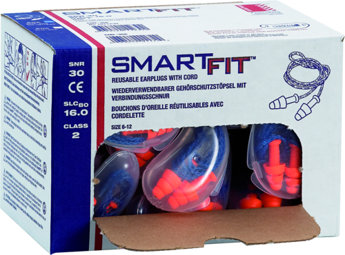Howard Leight SmartFit - corded