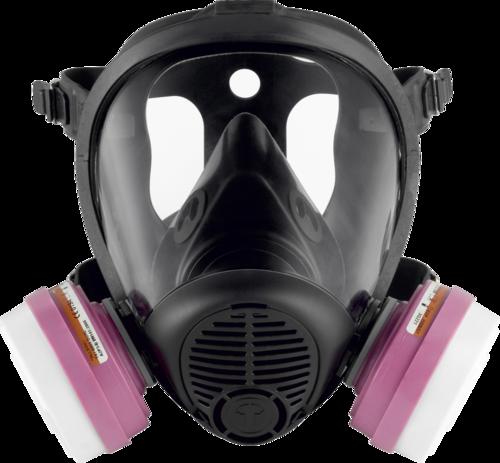 Honeywell Optifit Twin - Full Face Mask (Size M)