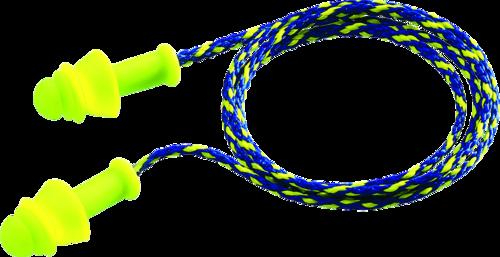 UVEX Whisper+ reusable earplugs