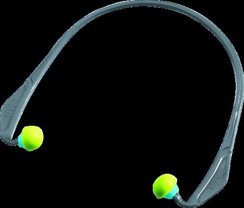 UVEX X-Cap banded earplugs