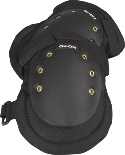 OX-ON Kneepads w/Plastic Cap Comfort