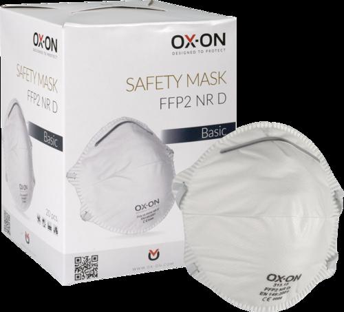 OX-ON Mask FFP2 NR D Basic