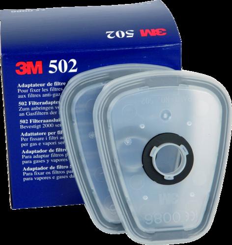3M 502 Filter Adapter