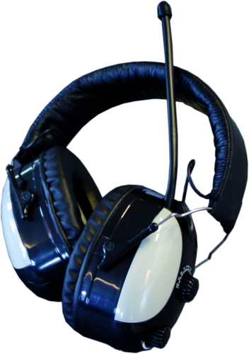 OX-ON Hobby Earmuffs AM/FM Radio Basic