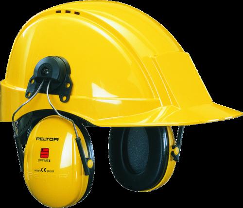 3M Peltor Optime I f/helmet