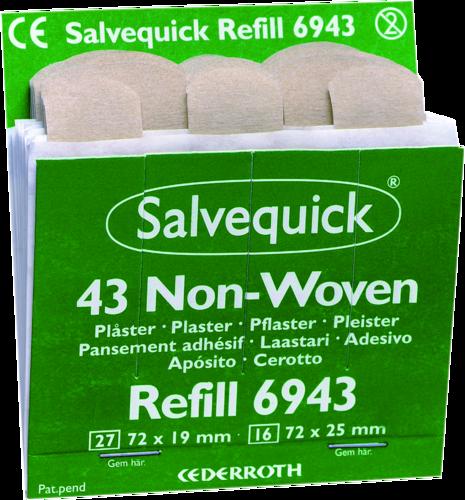 Salvequick Plaster - sensitive