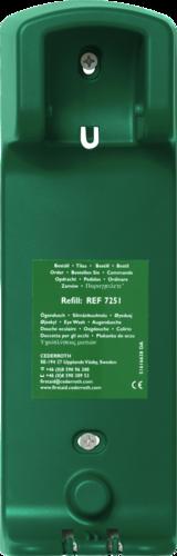 Cederroth Wall bracket f/ Eyewash 2x500 ml