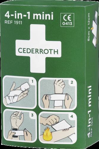 Cederroth 4-in-1 bloodstopper mini