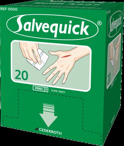 Salvequick Wound cleanser