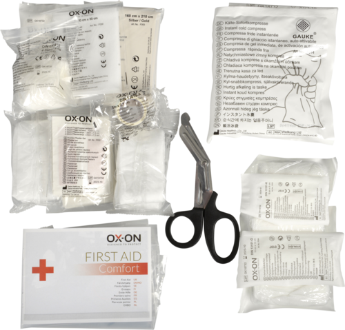 OX-ON First Aid Refill Bag Pro Comfort