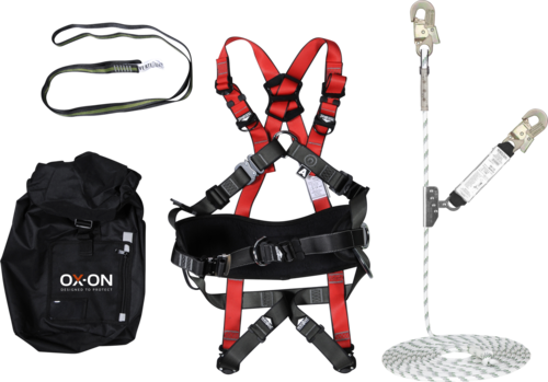 OX-ON Fall protection kit Supreme L/XL