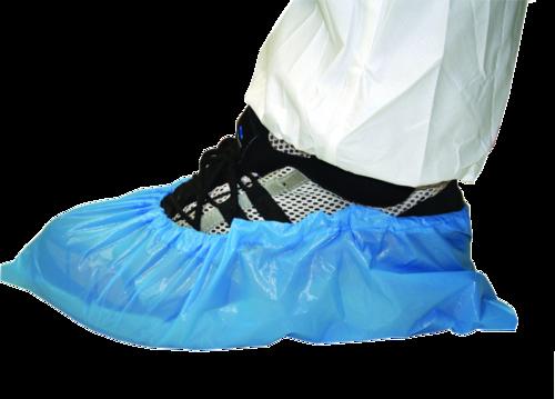 ABENA Shoe cover long LDPE