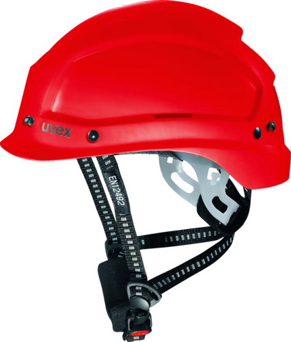 UVEX Pheos Alpine - Red