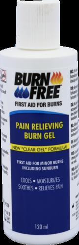 BurnFree gel, 120 ml