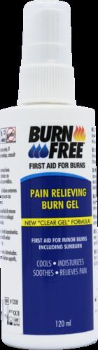 BurnFree gel spray, 120 ml