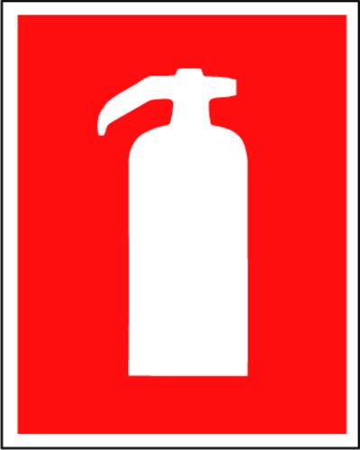 Pulverslukker - Folie