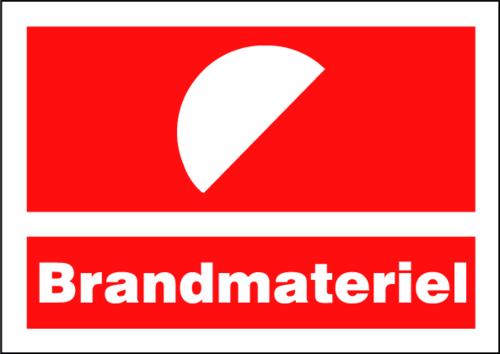 Brandmateriel - Folie
