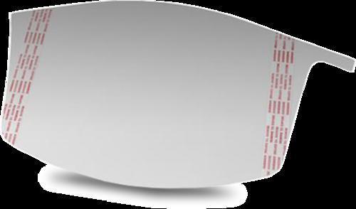 3M Peel-Off Visor Covers