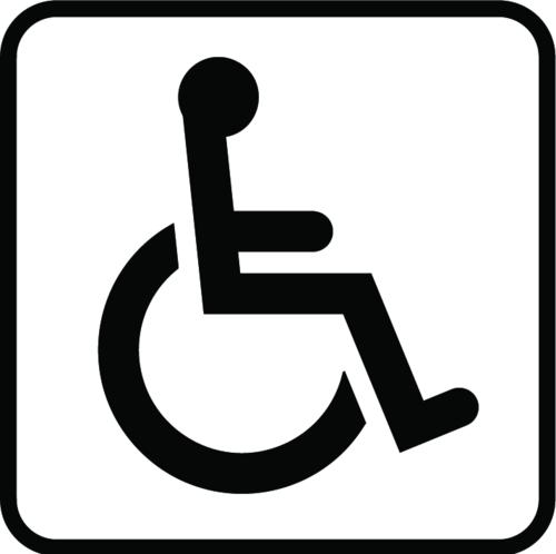 Kørestol - Folie