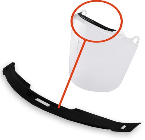 UVEX Pheos Alpine visor adaptor