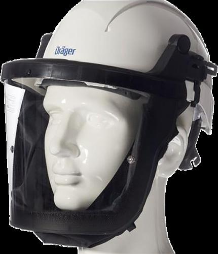 Dräger X-Plore Visor f/ 8000 helmet