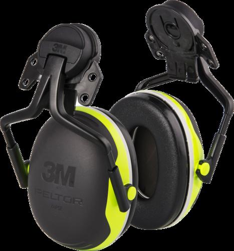 3M Peltor X4 f/ helmet