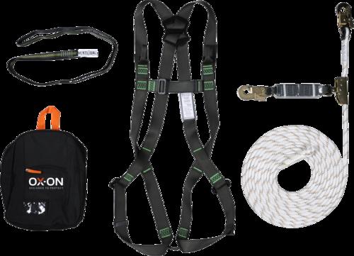 OX-ON Fall Protection Kit, Basic