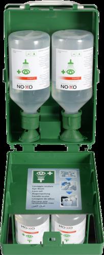 OX-ON Eyewash station w/ 2 x 500 ml bottles