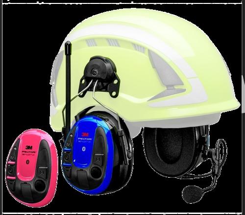 3M PELTOR WS ALERT XPI mobileapp. f/helmet
