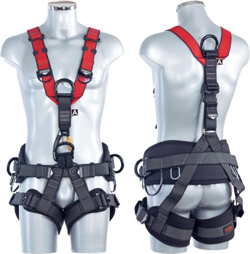 OX-ON Harness V8 Discovery Supreme