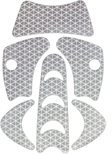 Kask Plasma Reflector Silver