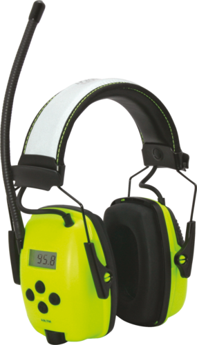 Howard Leight Sync Digital FM-Radio Hi-Viz