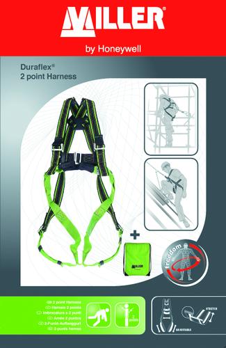 Miller Harness Duraflex PSS