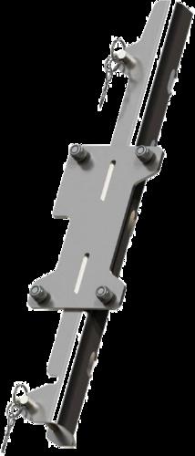 Miller Winch bracket f/ DuraHoist 15 m