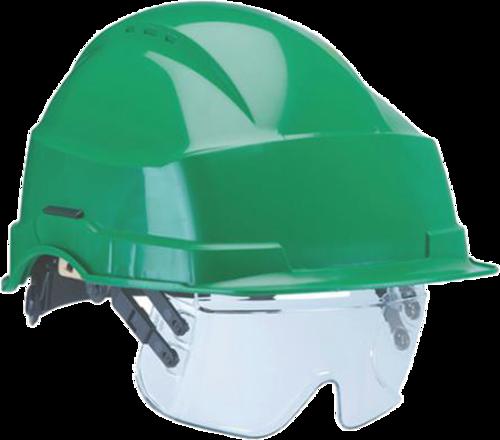 Iris 2 w/ Badge holder - Green