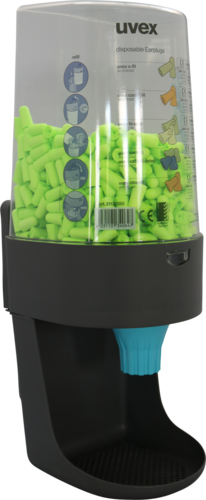 UVEX Dispenser One2click w/X-fit earplugs