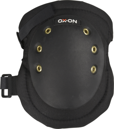 OX-ON Kneepads w/Plastic Cap Comfort