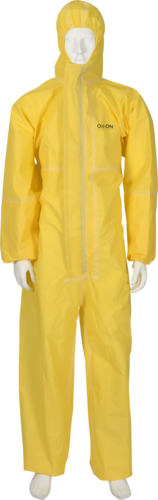 OX-ON Coverall Chem Comfort