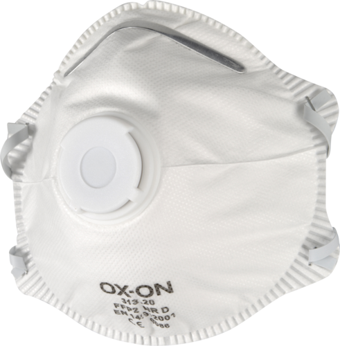 OX-ON Mask FFP2 NR D w/ Valve Comfort