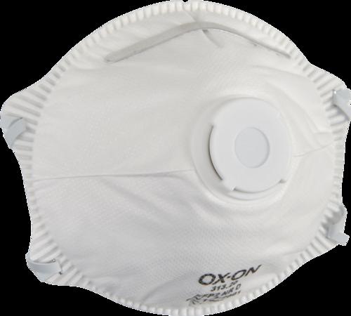 OX-ON Mask FFP2 NR D w/ Valve Comfort