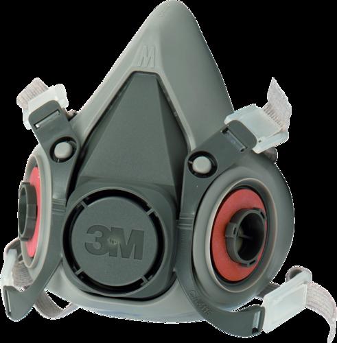3M 6100 - Half Mask