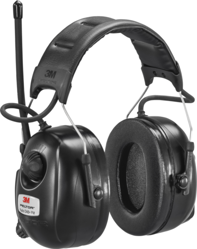 3M Peltor DAB+ FM-Radio