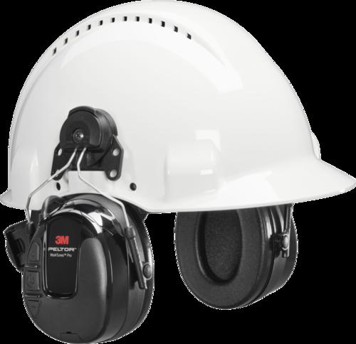 3M Peltor WorkTunes Pro FM-Radio f/ helmet