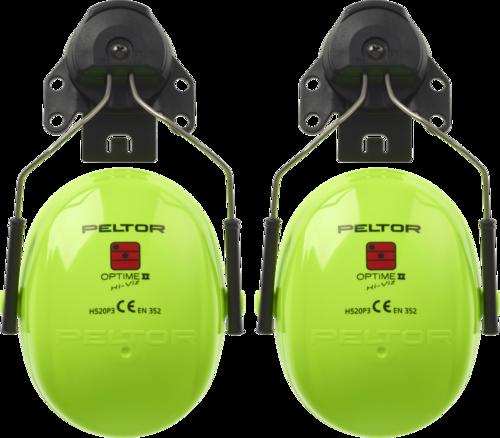 3M Peltor Optime II Hi-viz f/helmet