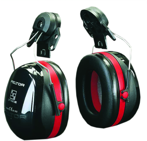 3M Peltor Optime III f/helmet