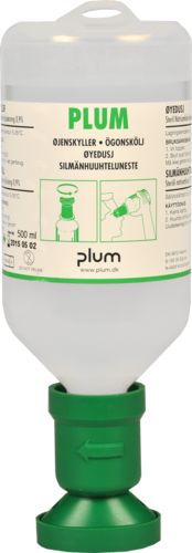 PLUM Eyewash 500 ml