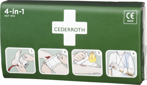 Cederroth 4-in-1 bloodstopper