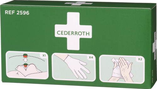 Cederroth Protection kit
