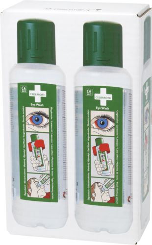 Cederroth Eyewash 2x500 ml