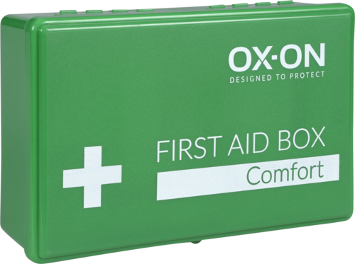 OX-ON First Aid Box Comfort
